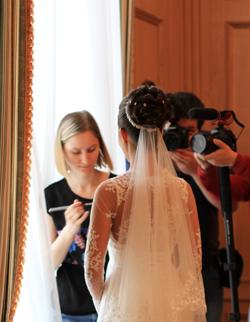 Сборы невесты и ее гостей