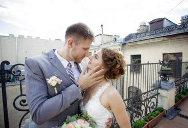 Эффектная фотосессия жениха и невесты. Воплощение заветной мечты