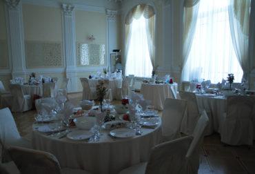 Ресторан, свадебный зал и тонкости организации свадебного банкета